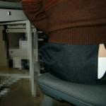 【パンツ見えすぎ】ファスナーの閉め忘れにはくれぐれも御注意下さい