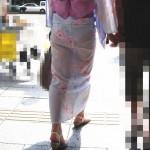 【透けパン】下半身すっけすけで歩いてる女wwwwwwwwwwww