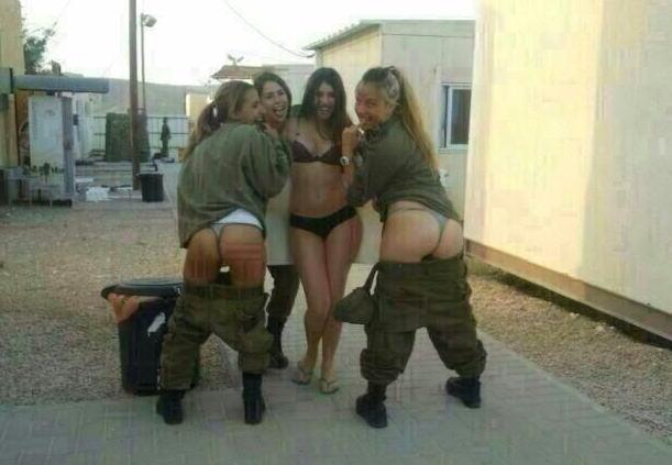 【入隊希望】軍の女がキャンプでエロいことしてるらしい