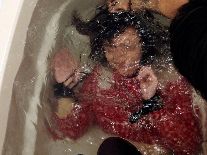 水責め 石責め 蝋燭責め 拷問 SM エロ画像