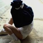 女性をゴミ扱いしてるレイプ事後や放置現場のエロ画像