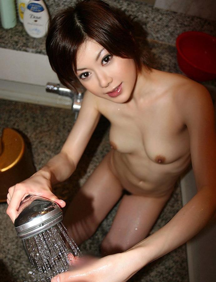風呂 チンコ マンコ 洗う エロ画像【7】