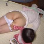 おやすみママ!人妻や熟女が爆睡中の寝姿盗撮エロ画像
