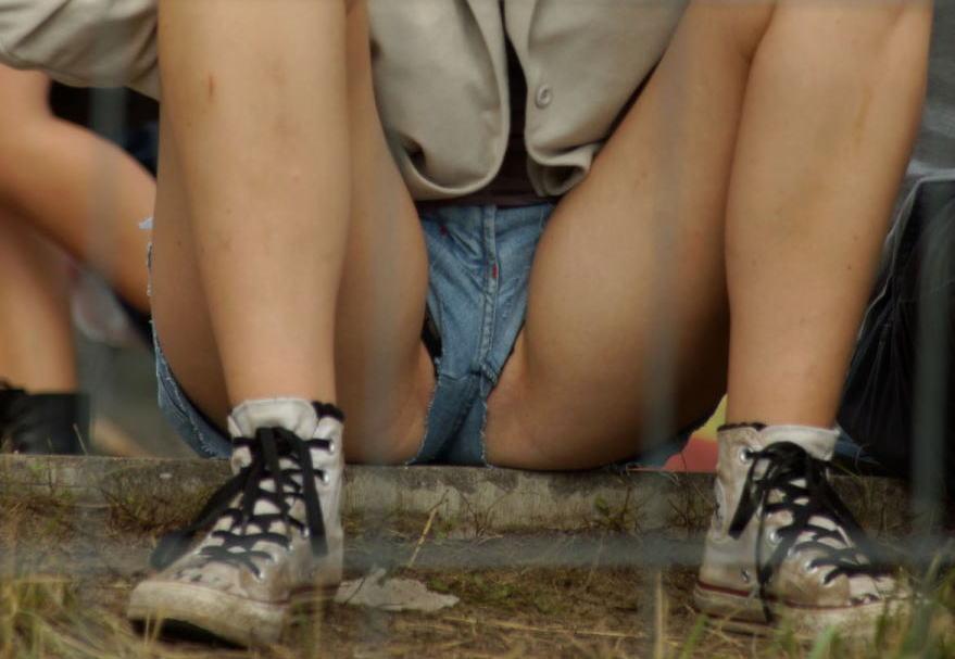外国人 私服 海外 セクシー ファッション 街撮り エロ画像