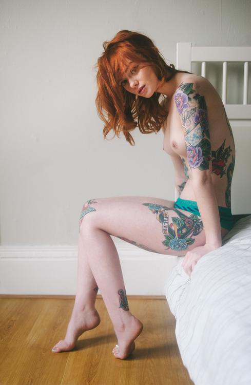 入れ墨 タトゥー 外国人 美女 エロ画像【39】