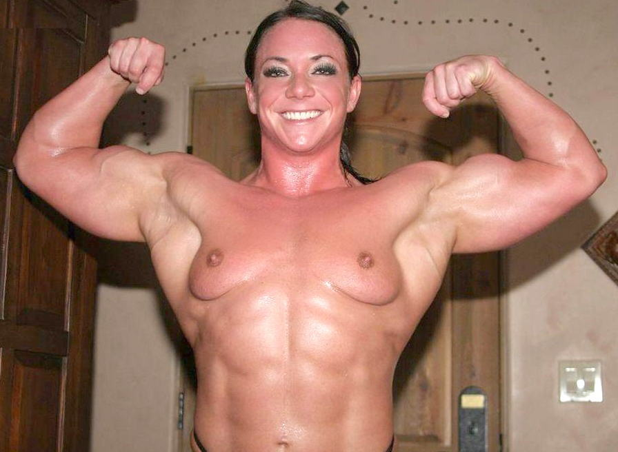 ボディビルダー 腹筋 上腕二頭筋 セクシー エロ画像