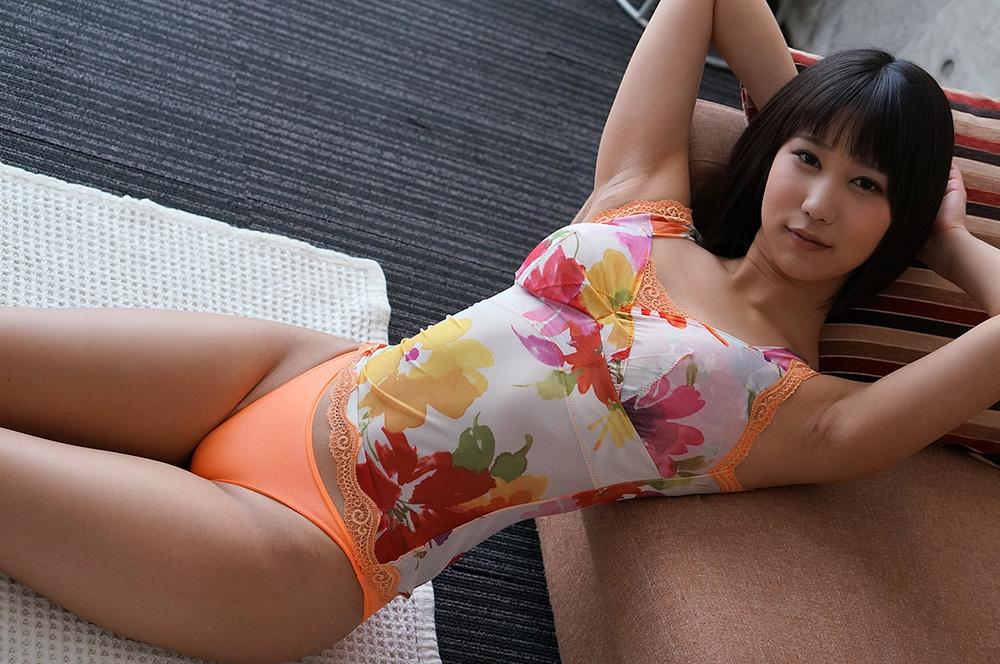 ショートヘア AV女優 湊莉久 エロ画像【21】