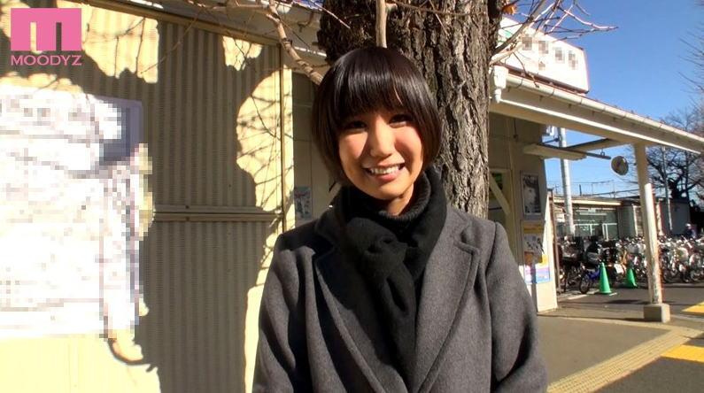 ショートヘア AV女優 湊莉久 エロ画像【36】