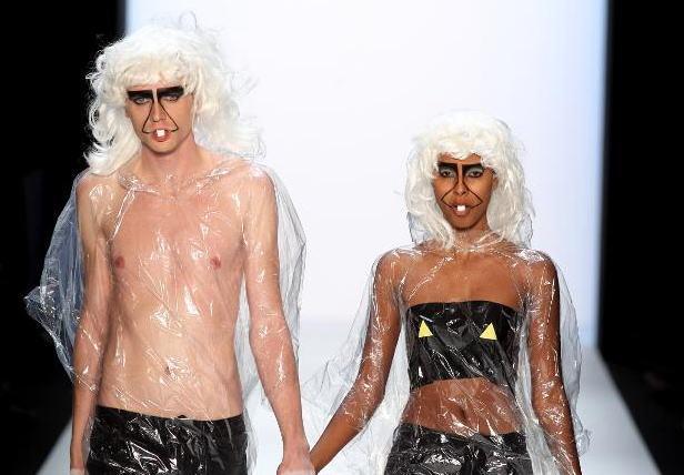 モデル マジキチ ファッションショー エロ画像