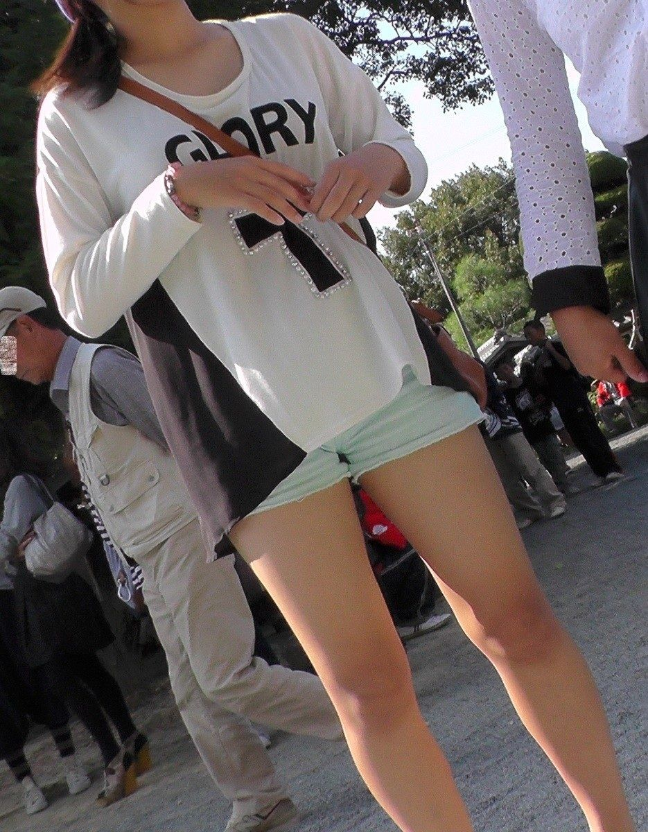 街撮り 脚