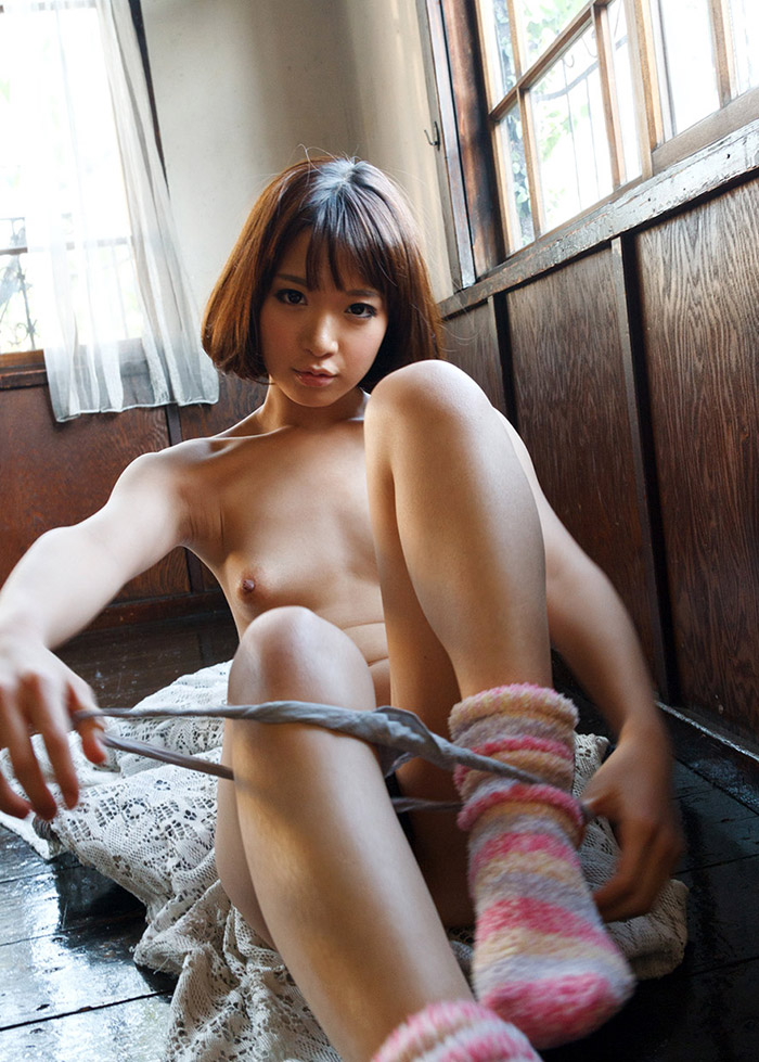 ショートヘア ショートボブ エロ画像【33】