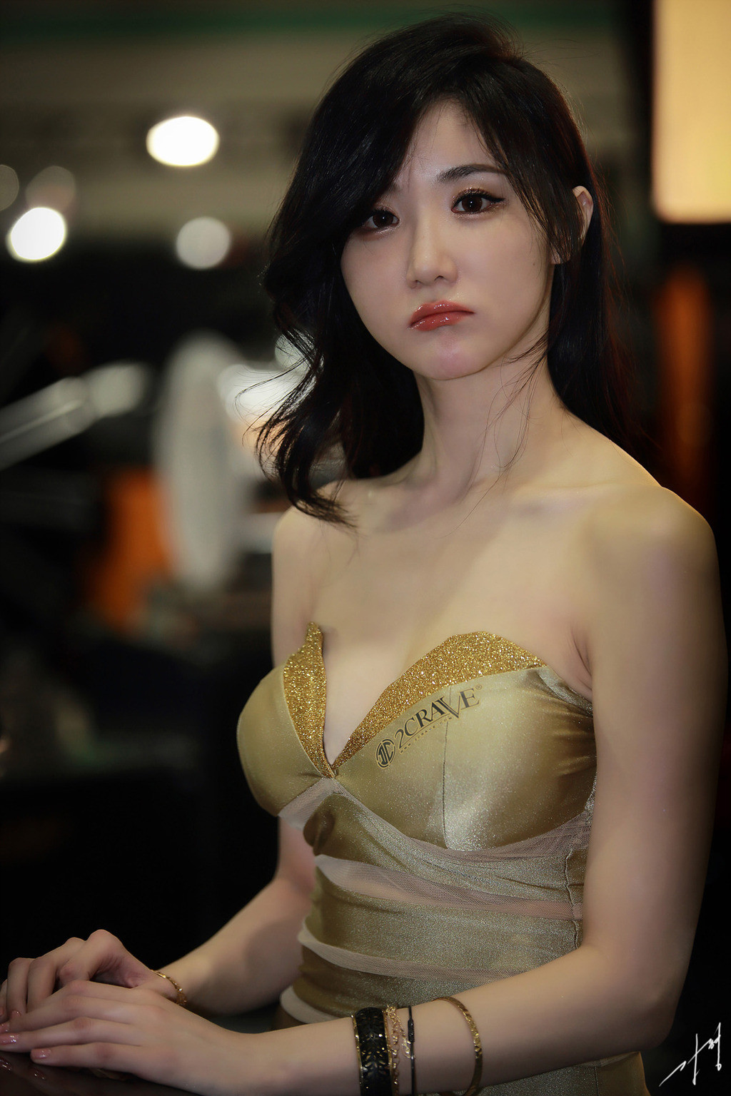 韓国 中国 台湾 キャンギャル イベコン エロ画像【22】