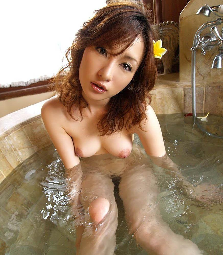 風呂 バスタブ マン毛 浴槽 陰毛 エロ画像【33】