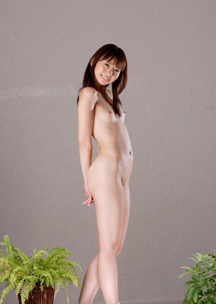 小さい おっぱい 貧乳 横乳 エロ画像【37】
