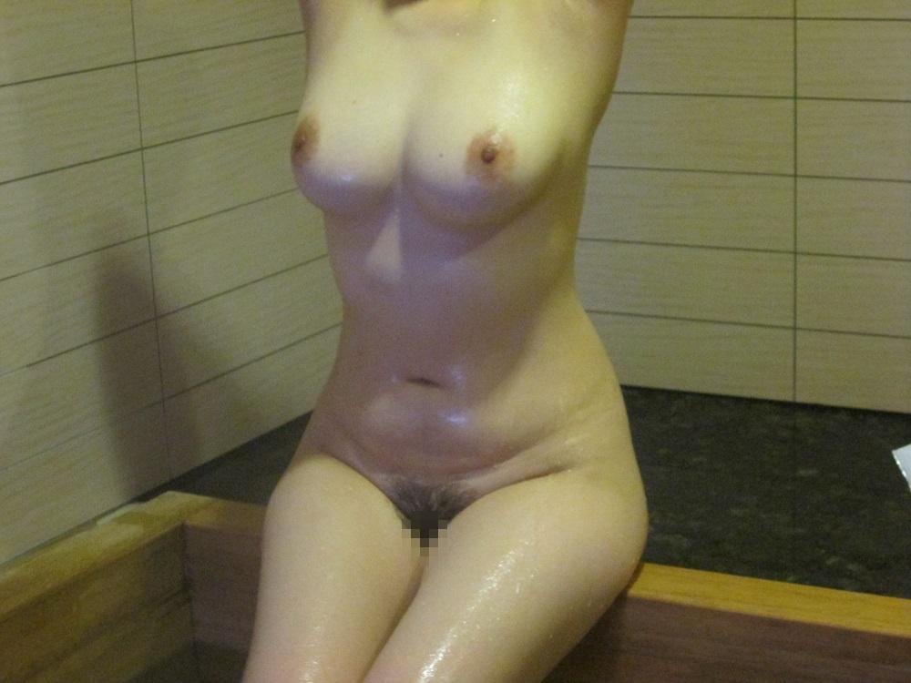 ババア 美乳 熟女 おっぱい 綺麗 エロ画像【15】