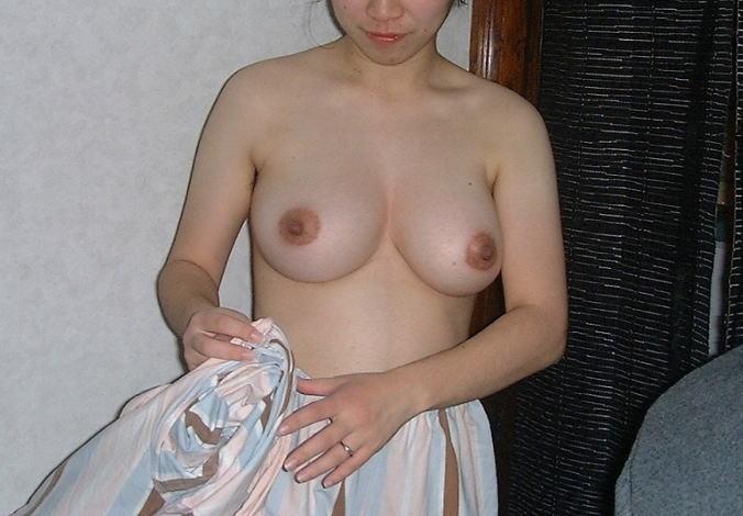 ババア 美乳 熟女 おっぱい 綺麗 エロ画像【25】