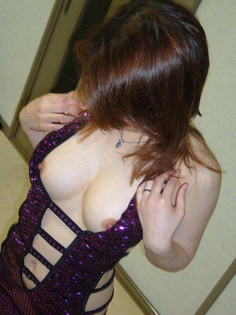 ババア 美乳 熟女 おっぱい 綺麗 エロ画像【30】