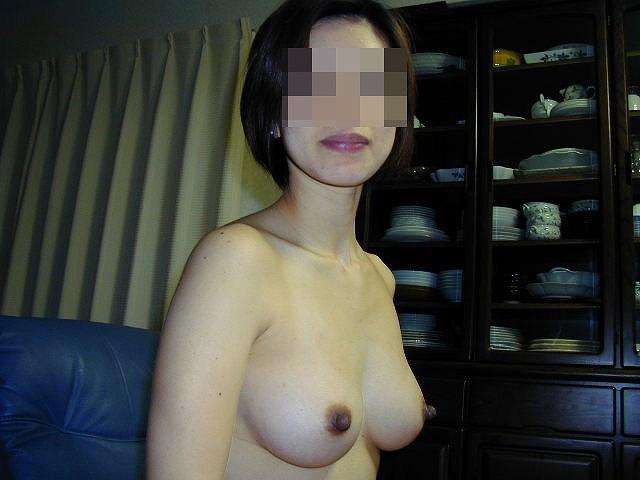 ババア 美乳 熟女 おっぱい 綺麗 エロ画像【32】