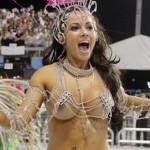 おっぱいサンバ!ブラジル・リオのカーニバル画像がエロい