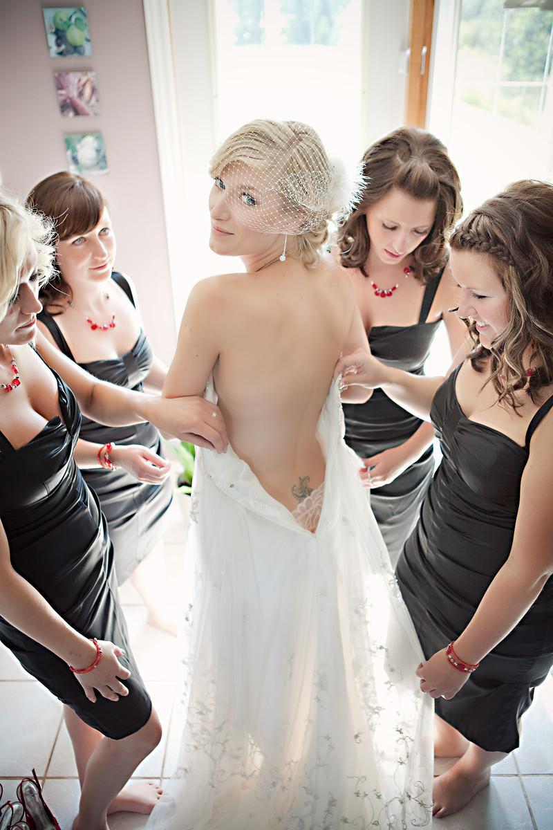 Fantastic way! Bride accidental voyeur amusing