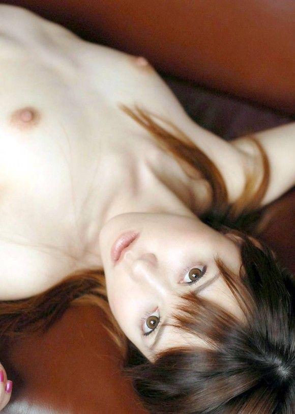 貧乳 美人 Aカップ Bカップ S級 美女 エロ画像【22】