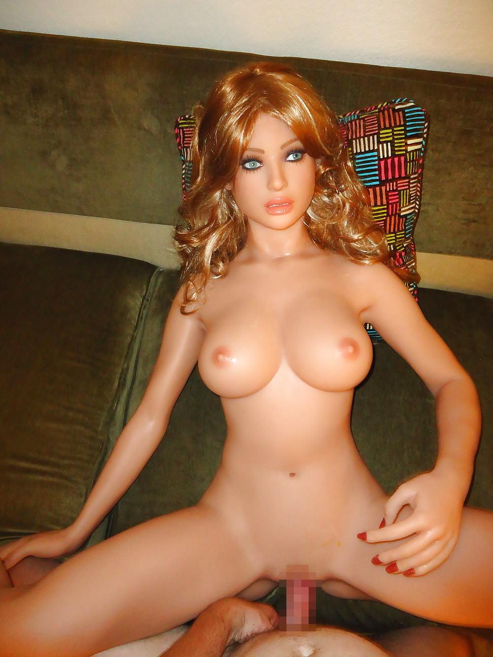 セックス 人形 挿入 ハメ撮り ラブドール エロ画像【30】