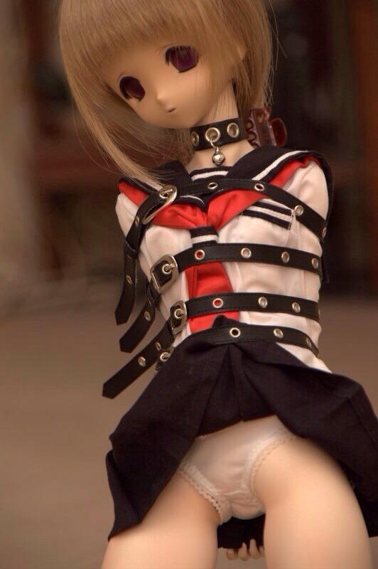 フィギュア パンチラ 人形 パンツ エロ画像【5】