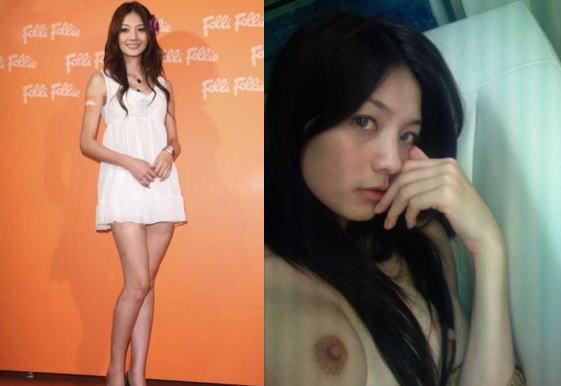 【画像あり】台湾の美人モデル、ハメ撮り画像が流出…乳首丸出し、結合部分やフェラまでも…