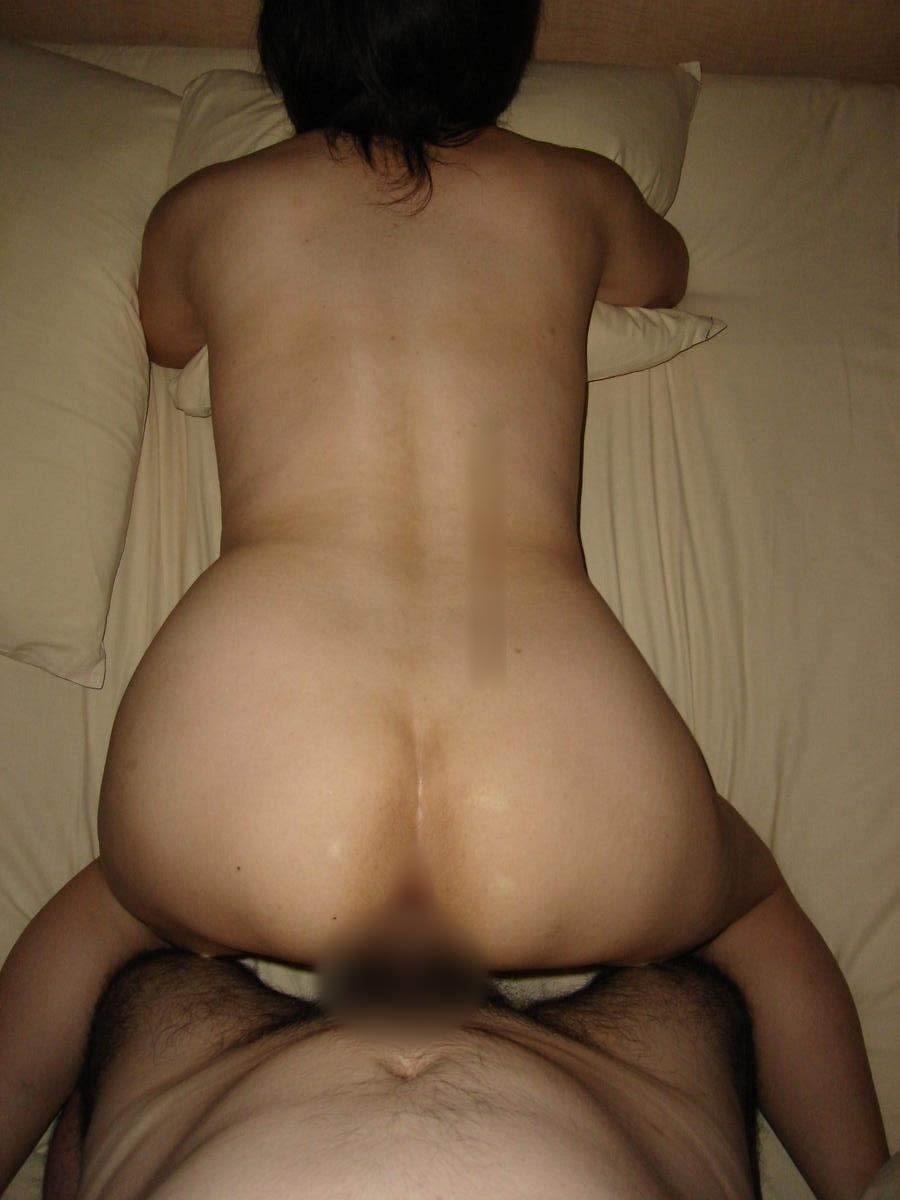 投稿写真 熟女 人妻 おばさん  おばさん バック セックス 熟女 人妻 後背位 エロ画像【14】