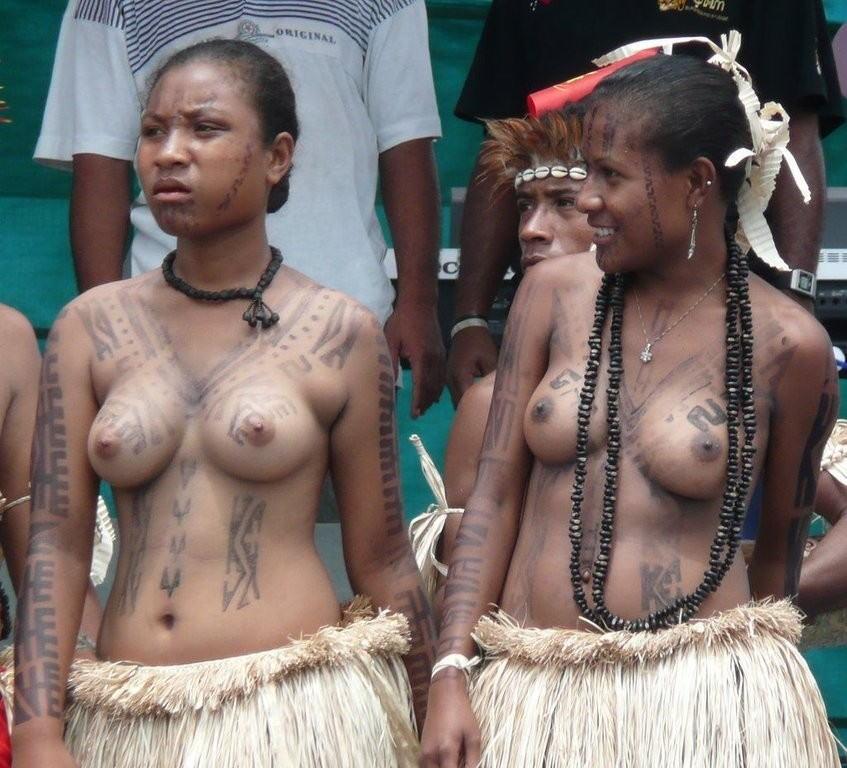 Nude Adivasi Girl