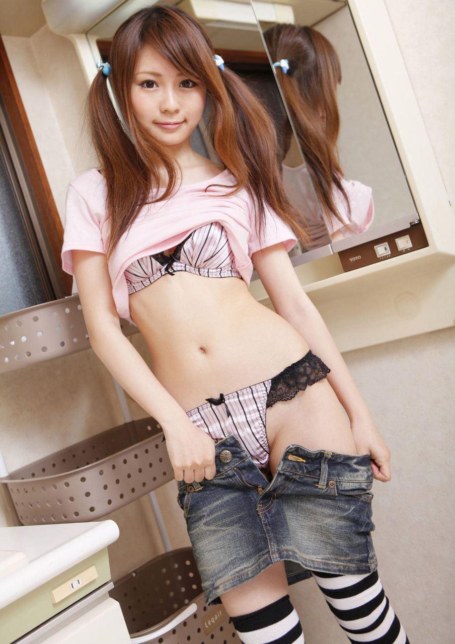 可愛い 下着 美女 スイート ランジェリー エロ画像【33】