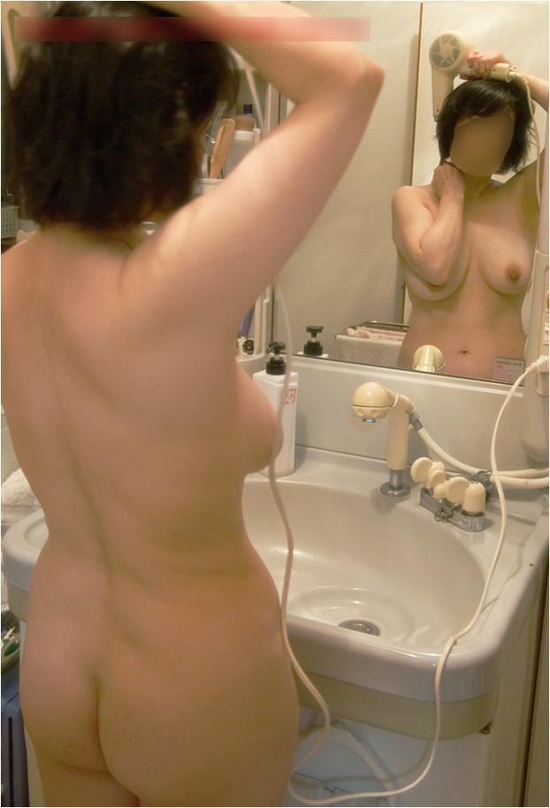ババア 全裸 主婦 エロ画像【12】