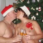 外国人のクリスマスパーティーがやっぱりエロかった画像集