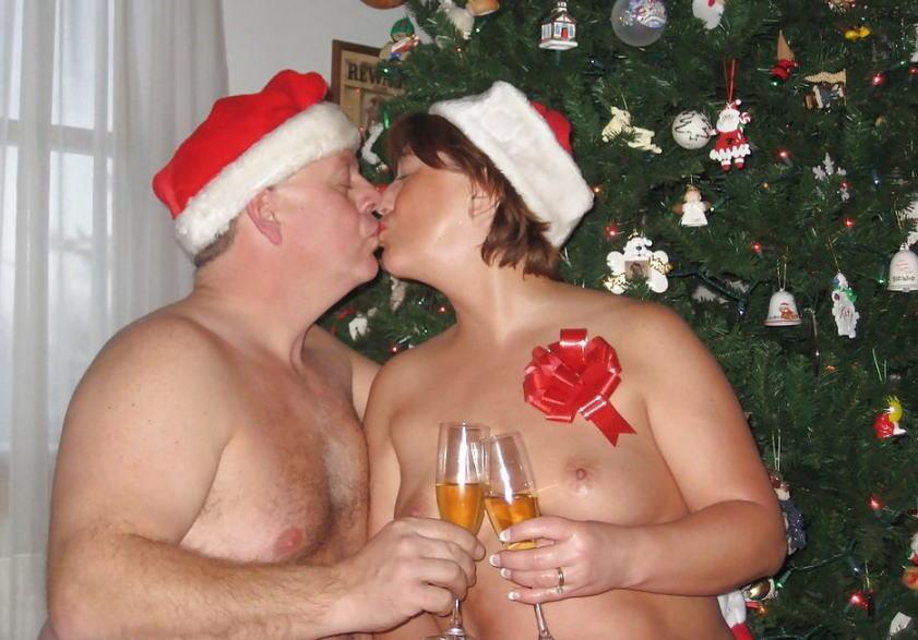外国人 クリスマス パーティー エロ画像