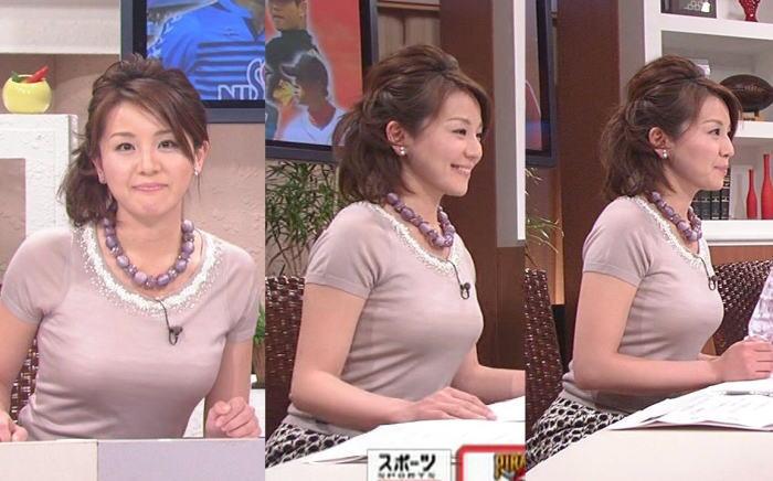 テレ東は女子アナの乳をより良く写すためにこんなにがんばってた件