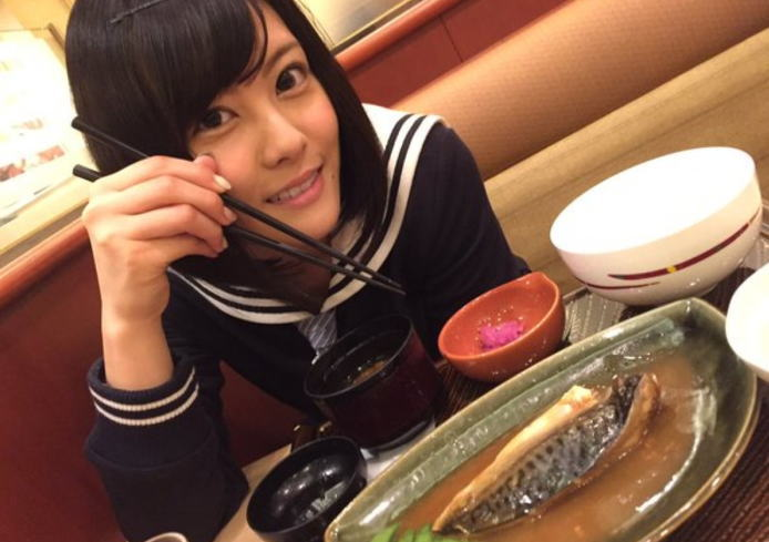 AV女優・松岡ちなの制服姿が可愛くて乃木坂入れそう
