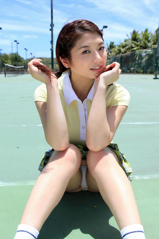 パンツ 美女 パンチラ エロ画像【19】
