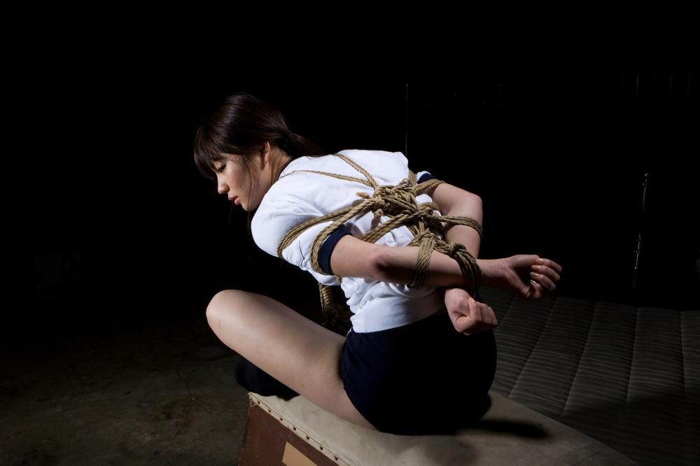 ブルマ SM 体操着 緊縛 拘束 調教 エロ画像【26】