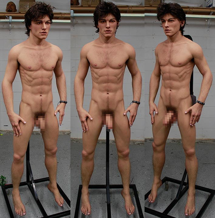 Male Sex Doll Naked