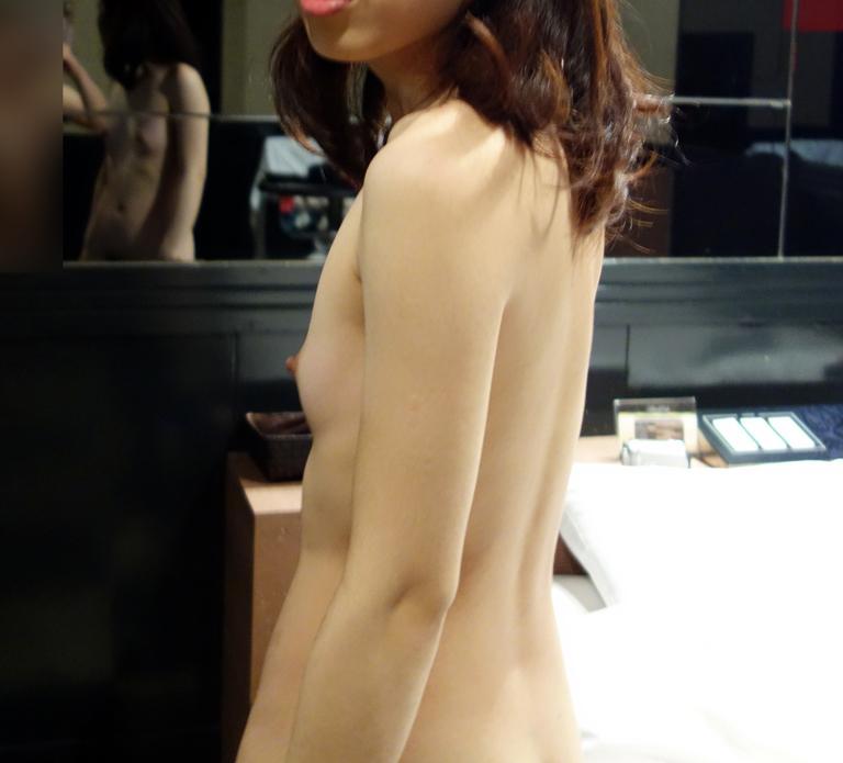 つるぺた ちっぱい ラブホテル 貧乳 素人 エロ画像【8】