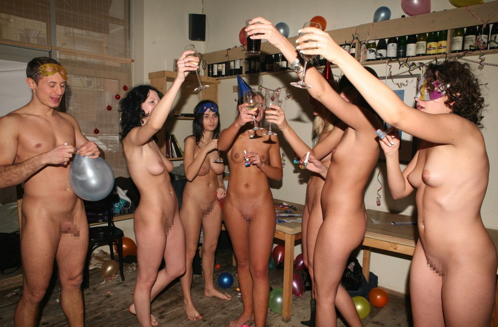 Naked People Party