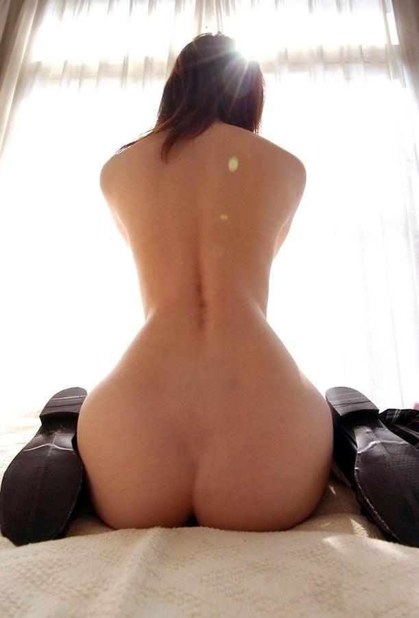女の子座り ぺったんこ アヒル 背中 エロ画像【33】
