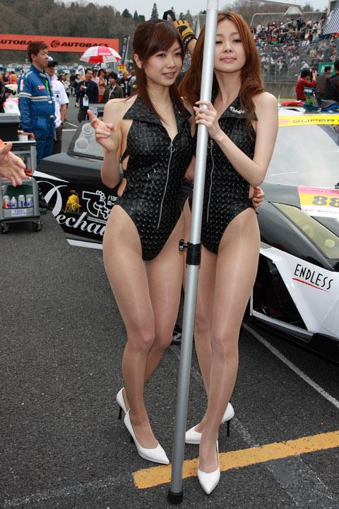 美人 レースクイーン ハイレグ 過激 S級 RQ エロ画像【24】