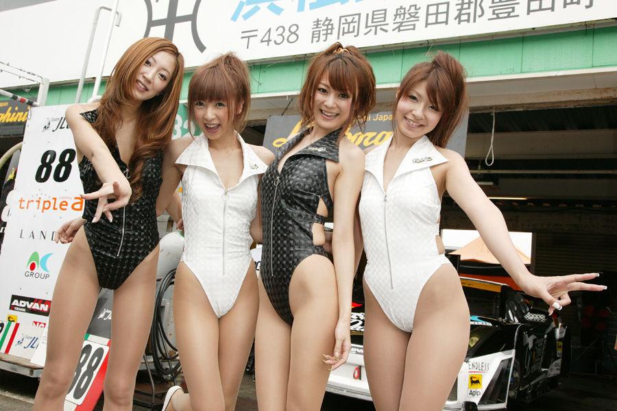 美人 レースクイーン ハイレグ 過激 S級 RQ エロ画像【26】
