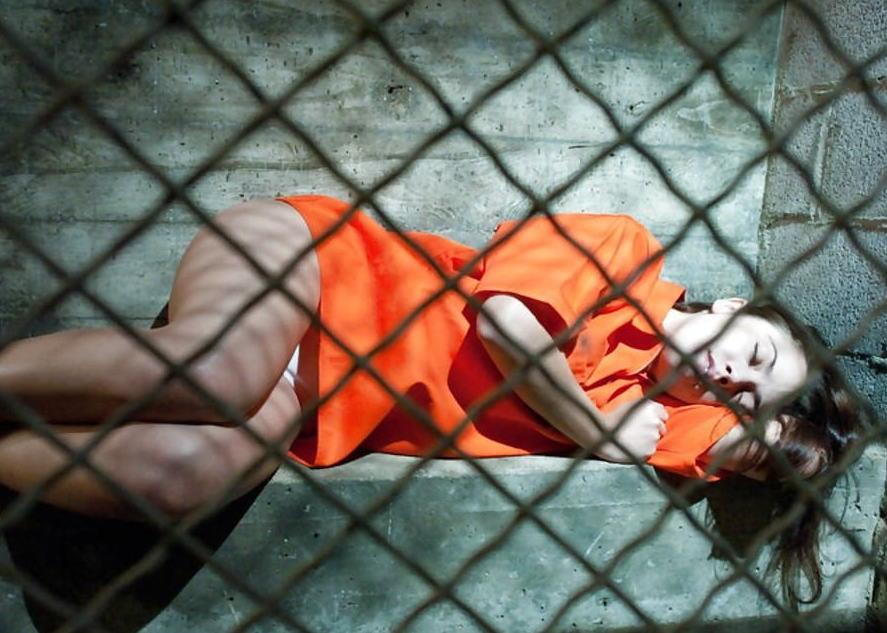 女性囚人 刑務所 破廉恥 プリズン ポルノ エロ画像
