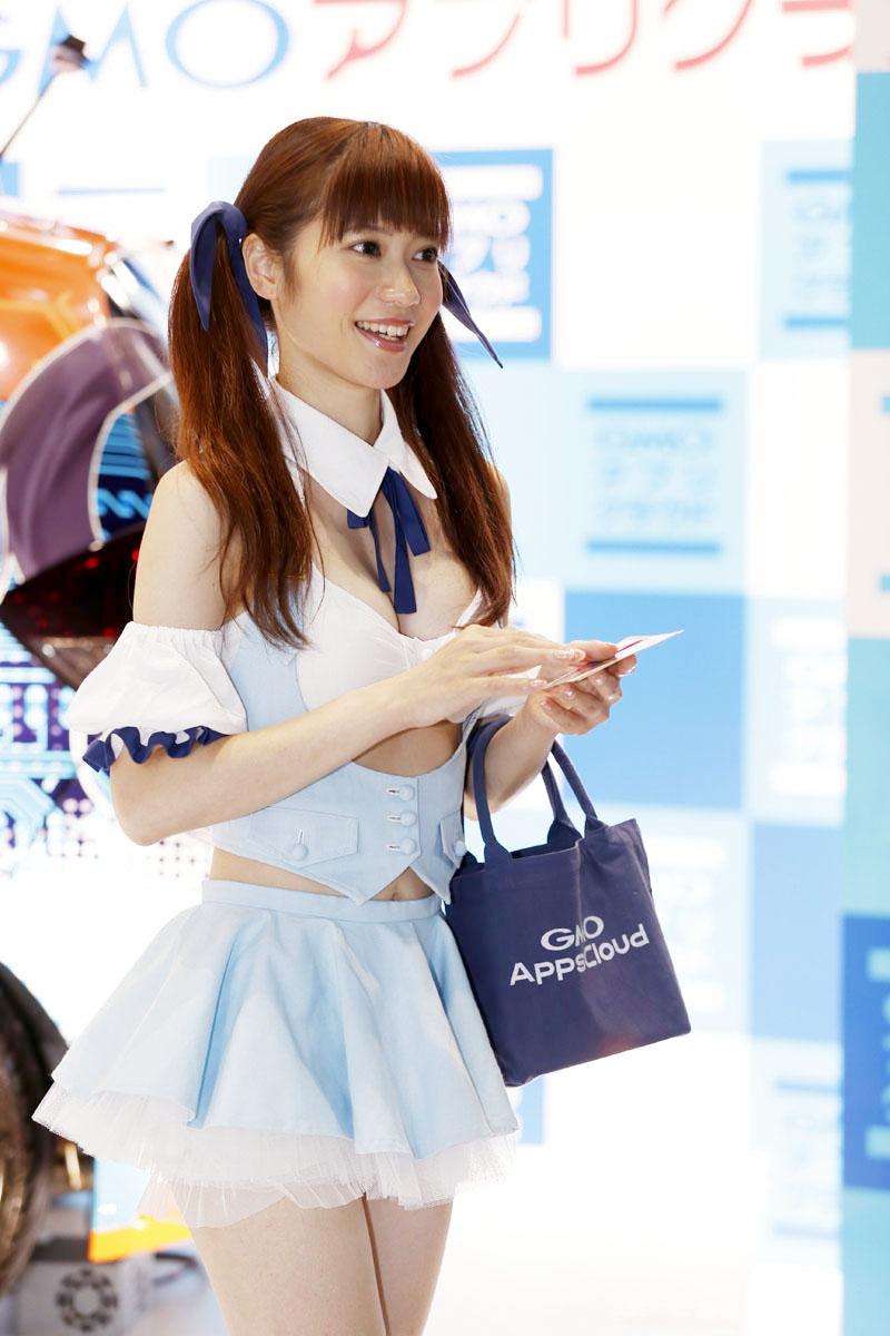 着衣巨乳 美女 綺麗 おっぱい お姉さん エロ画像【19】