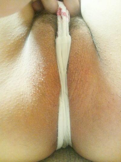 ハミマン 女神 パンツ マンコ 食い込む 自撮り エロ画像【30】