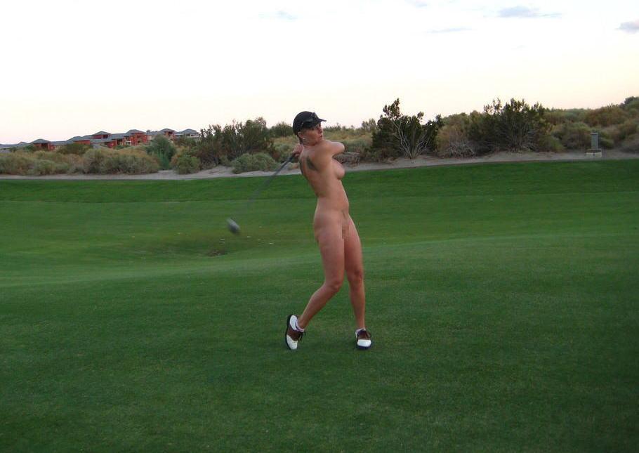 全裸 ゴルフ ヌード ゴルファー エロ画像