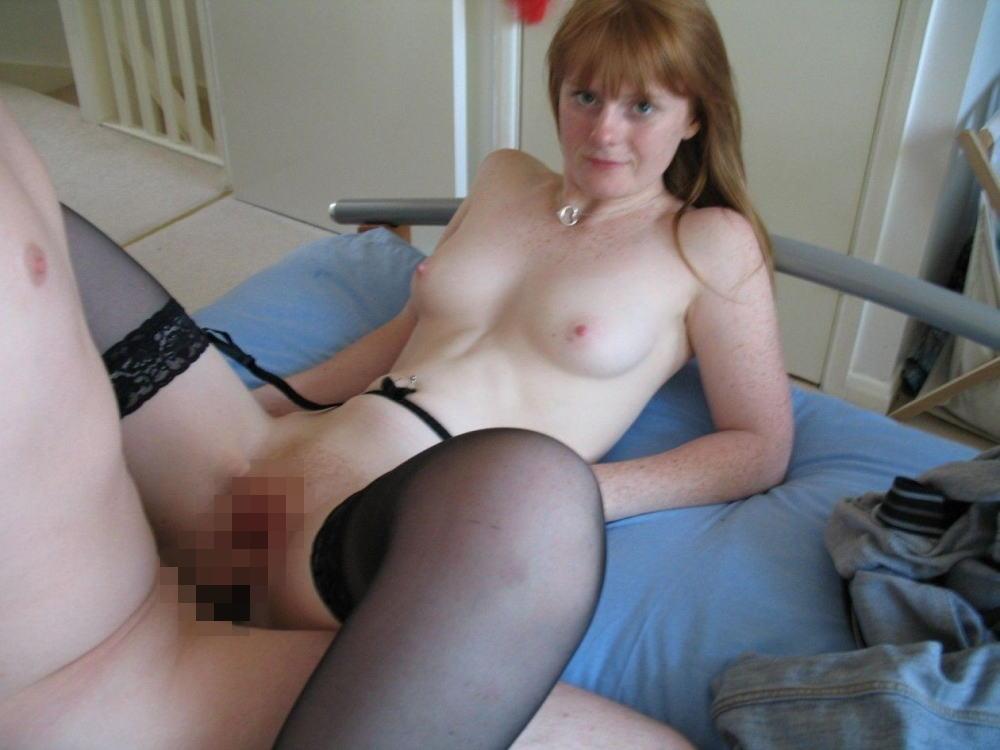 外人 熟女 ハメ撮り おばさん セックス エロ画像【15】
