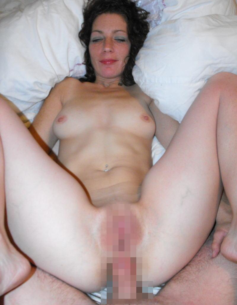 外人 熟女 ハメ撮り おばさん セックス エロ画像【16】